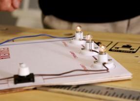 Vídeo – Circuito eléctrico en serie RLC