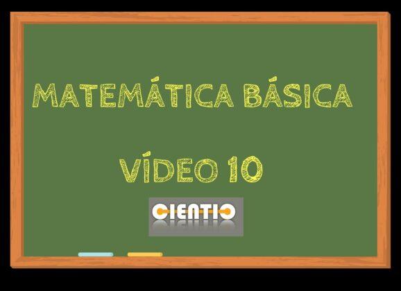Lección 10 – Ecuaciones Algebraicas