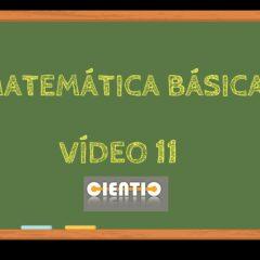 Lección11 – Ecuaciones racionales e irracionales
